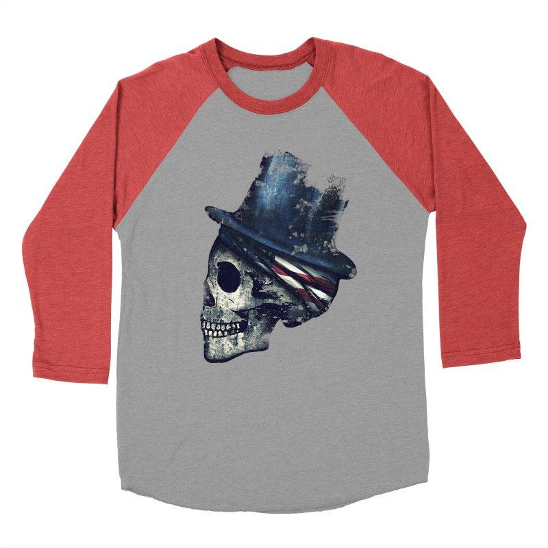 Ancient Decay Men's Baseball Triblend T-Shirt by Pinkstorm