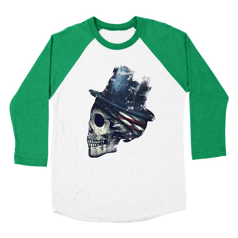 Ancient Decay Men's Baseball Triblend Longsleeve T-Shirt by Pinkstorm