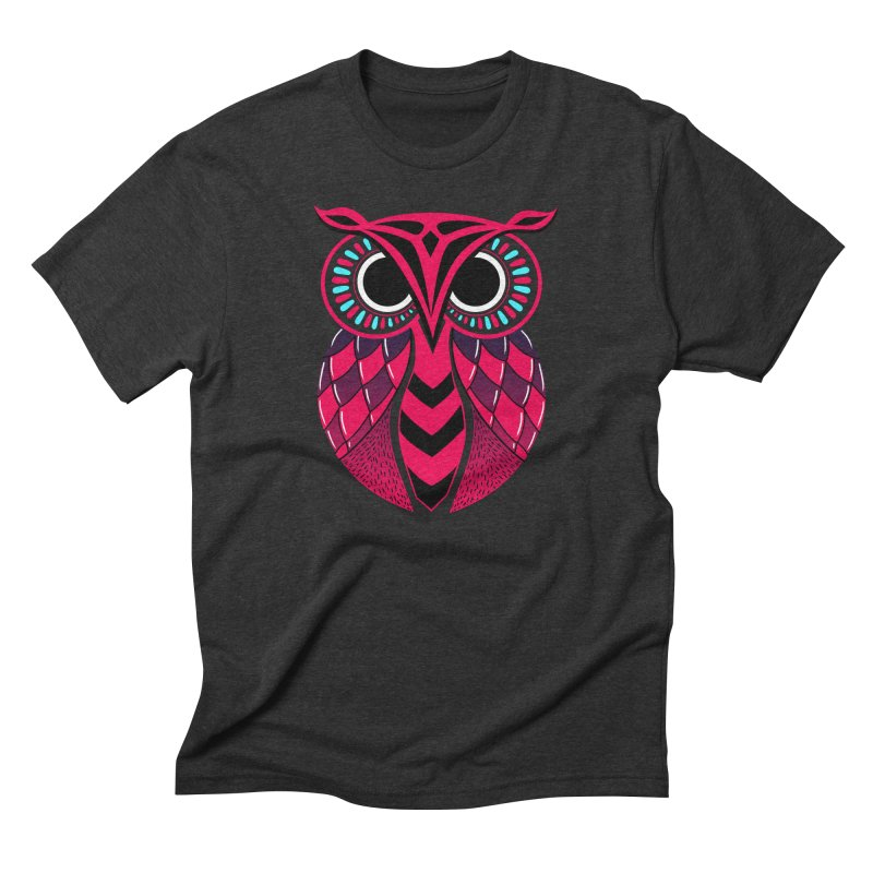 True Colors Men's Triblend T-Shirt by Pinkstorm