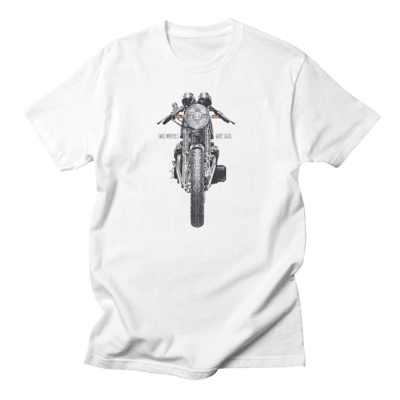 """""""Two Wheels One Soul"""": only for passionates! Women's T-Shirt by Pinupart.it - Mad Mac Art"""