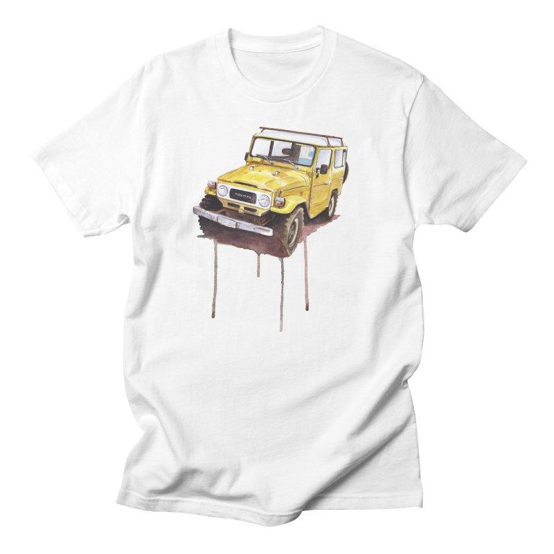 Rough Off-Road Men's T-Shirt by Pinupart.it - Mad Mac Art