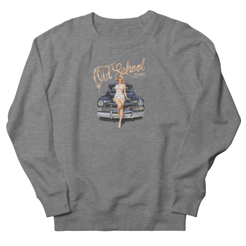 """Old School Cool"": always cool classic! Men's Sweatshirt by Pinupart.it - Mad Mac Art"