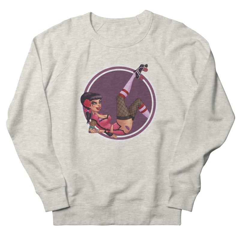 Lotta Payne Men's Sweatshirt by Pinup Bombshells Artist Shop