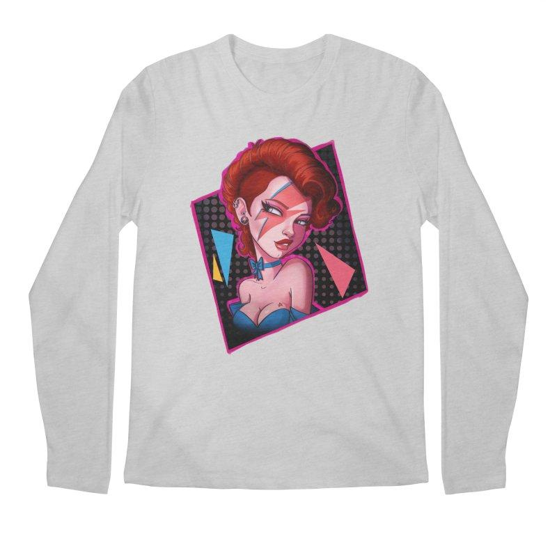 Ziggy Men's Longsleeve T-Shirt by Pinup Bombshells Artist Shop