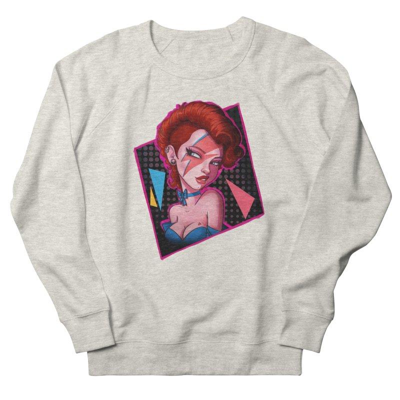Ziggy Men's Sweatshirt by Pinup Bombshells Artist Shop