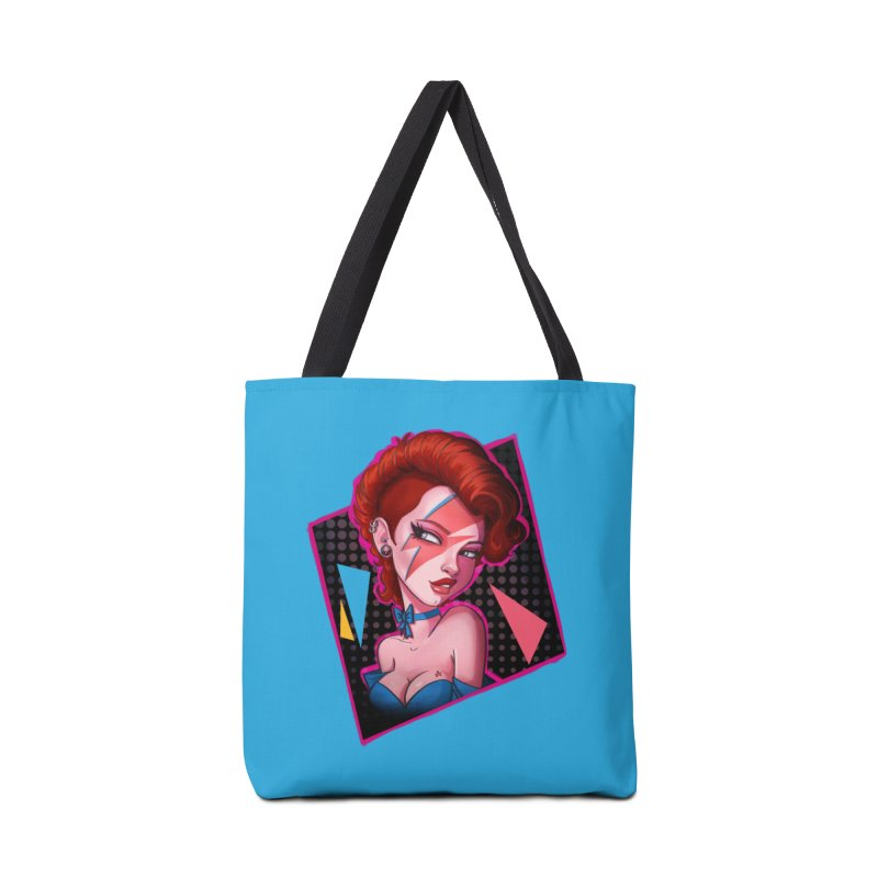 Ziggy Accessories Bag by Pinup Bombshells Artist Shop