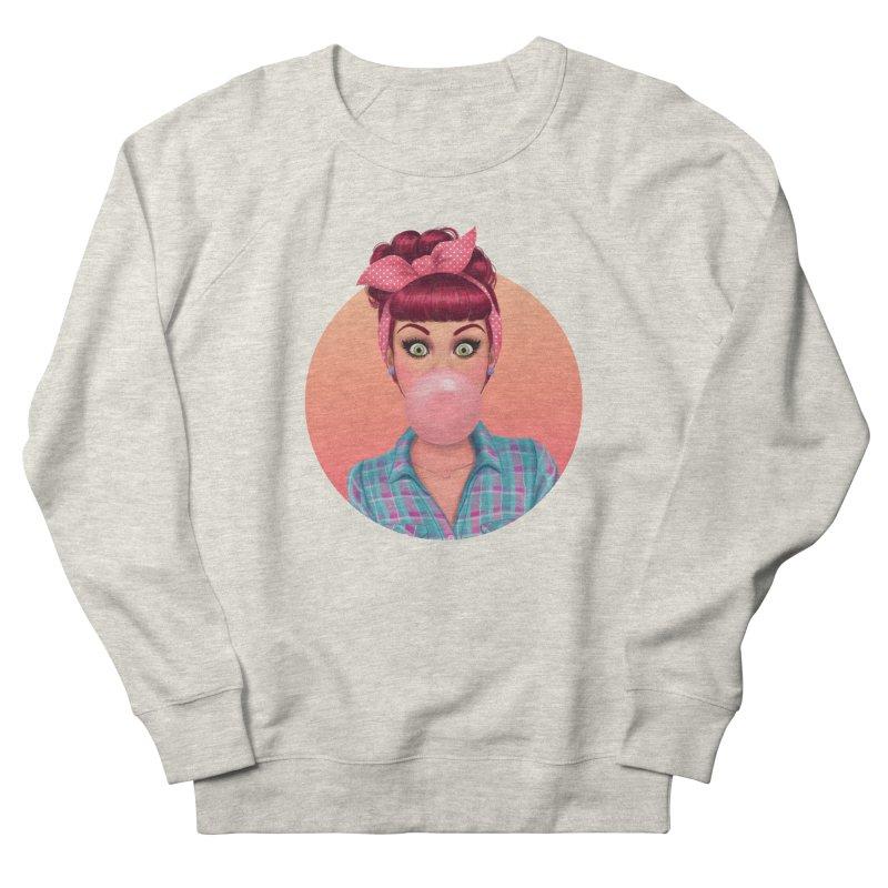 Bex Men's Sweatshirt by Pinup Bombshells Artist Shop