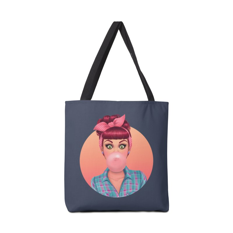 Bex Accessories Bag by Pinup Bombshells Artist Shop