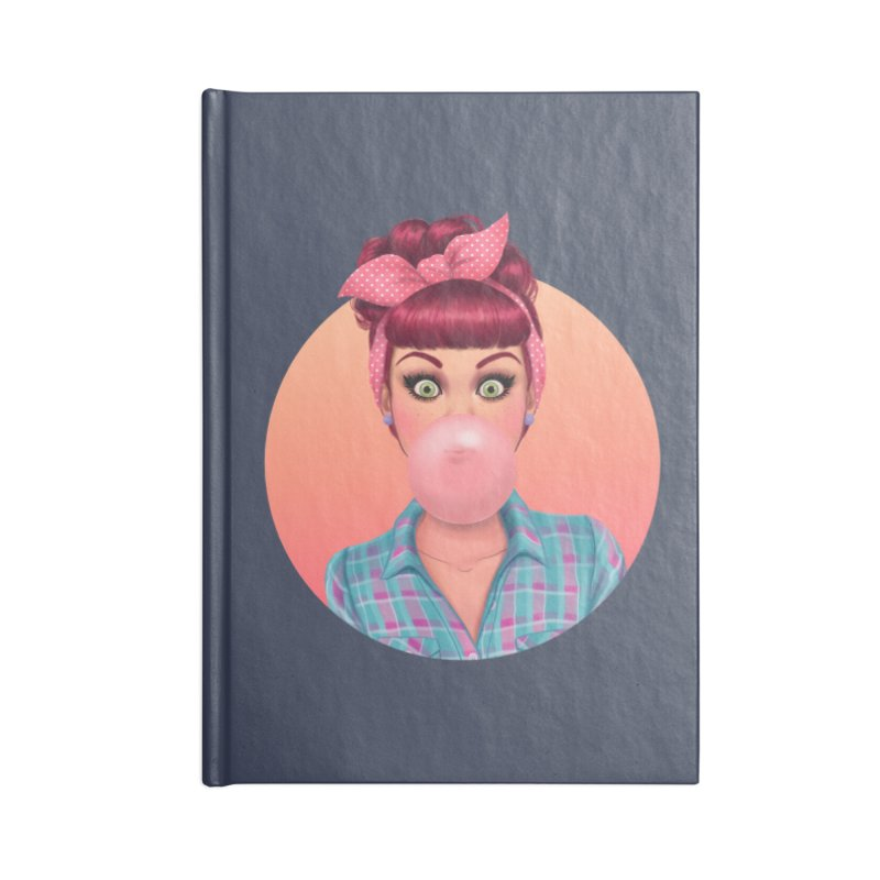 Bex Accessories Notebook by Pinup Bombshells Artist Shop