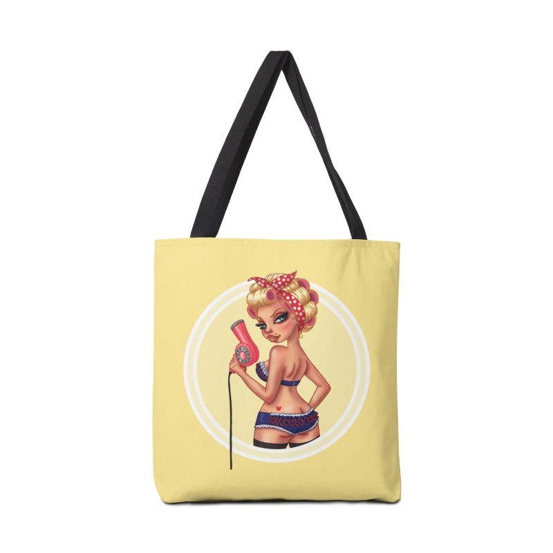 Alexis Dean Accessories Bag by Pinup Bombshells Artist Shop