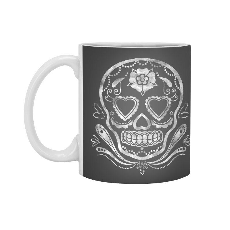 Sugar Skull Accessories Mug by Pinup Bombshells Artist Shop