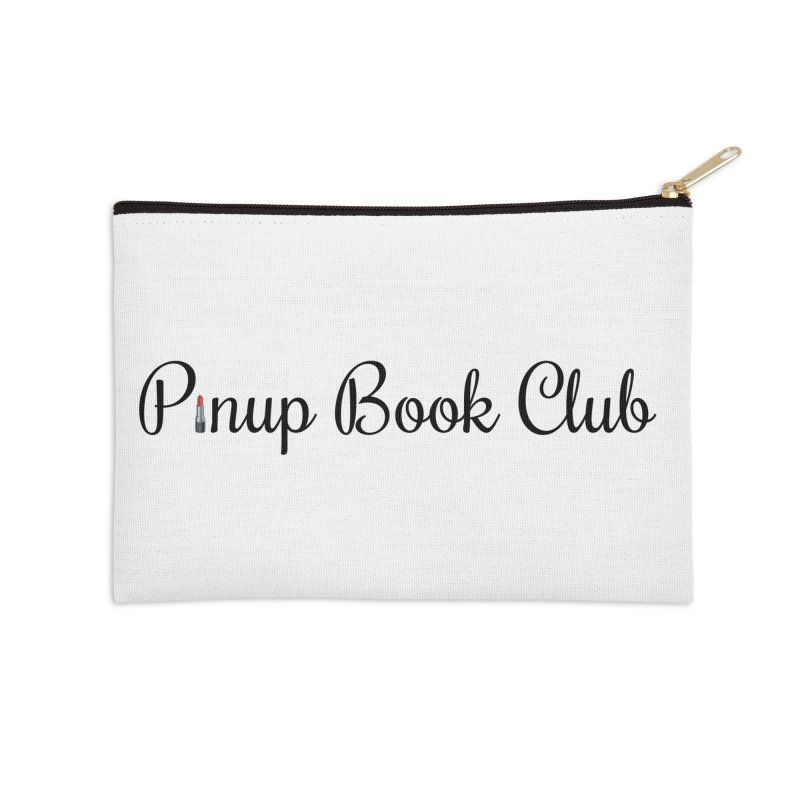 Pinup Book Club Accessories Zip Pouch by pinupbookclub's Artist Shop