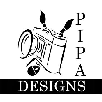 PIPA Wall Art & Home Decor Logo