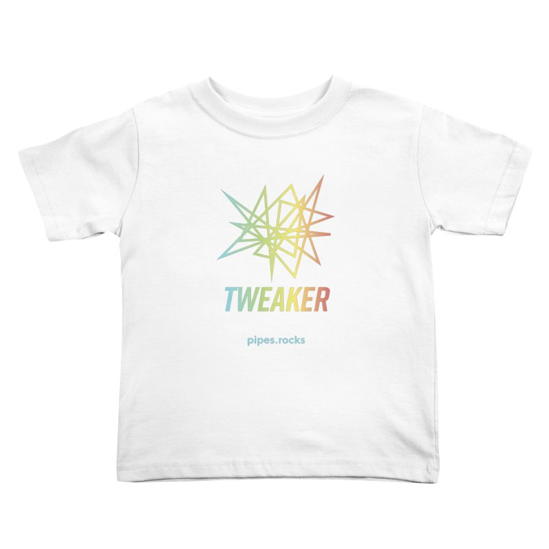 TWEAKER Kids Toddler T-Shirt by pipes's Artist Shop