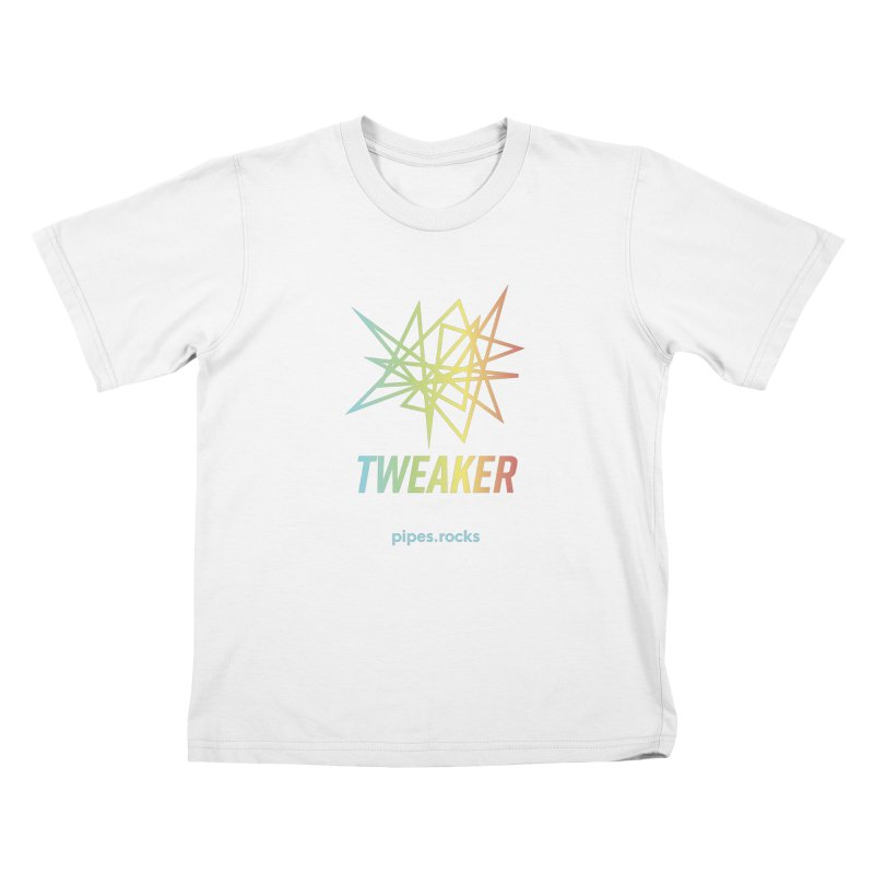 TWEAKER Kids T-Shirt by pipes's Artist Shop