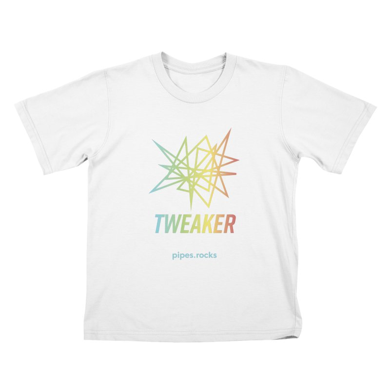 TWEAKER Kids T-Shirt by pipes's Artist Shop