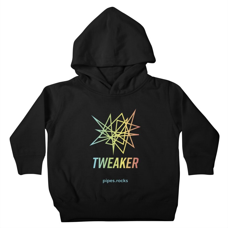 TWEAKER Kids Toddler Pullover Hoody by pipes's Artist Shop