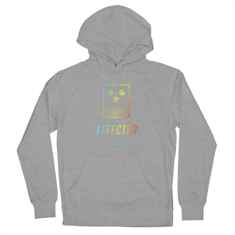 EFFECTED Women's Pullover Hoody by pipes's Artist Shop