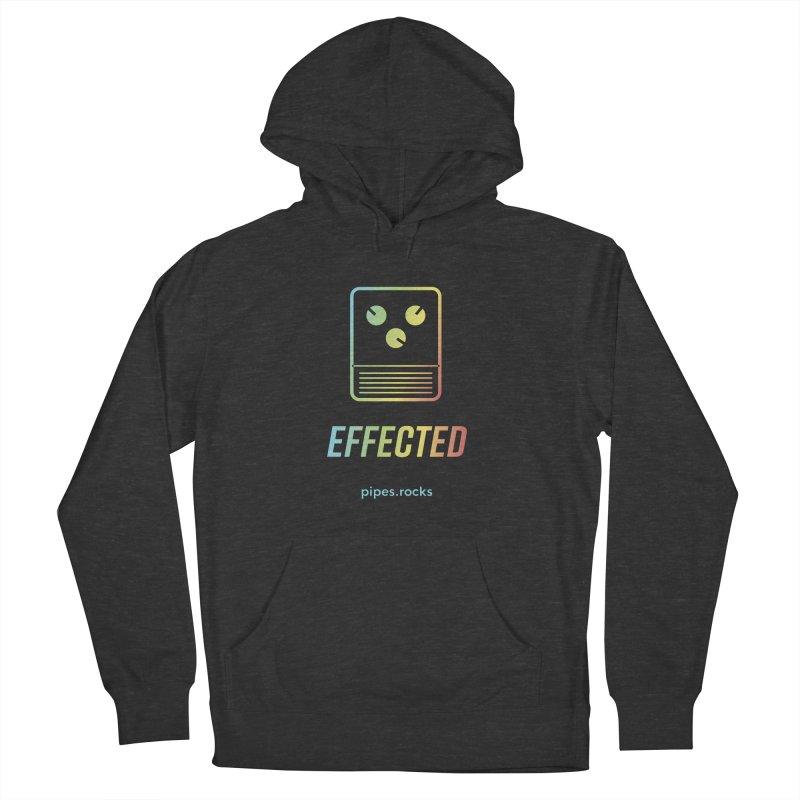 EFFECTED Men's Pullover Hoody by pipes's Artist Shop