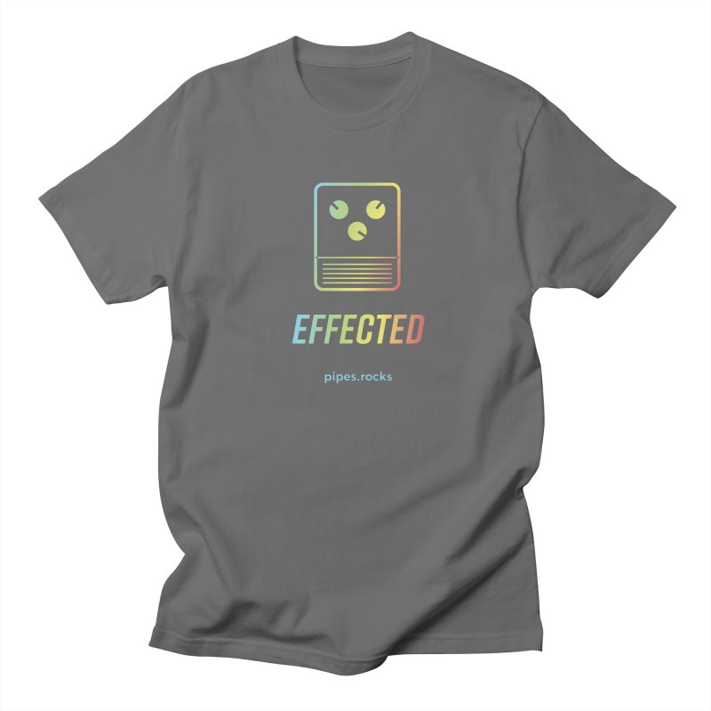 EFFECTED Men's T-Shirt by pipes's Artist Shop