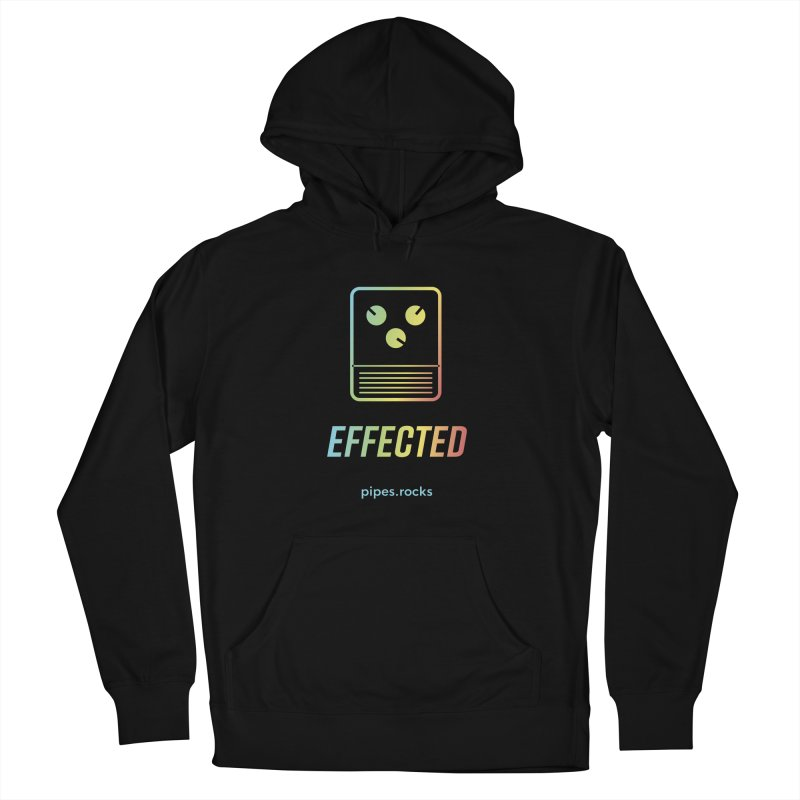 EFFECTED Women's French Terry Pullover Hoody by pipes's Artist Shop
