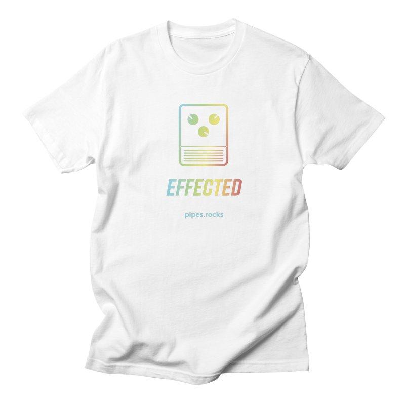 EFFECTED Women's Regular Unisex T-Shirt by pipes's Artist Shop