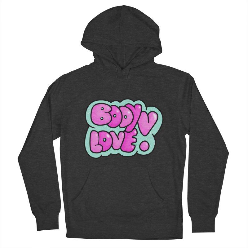 Body Love Women's Pullover Hoody by Piratart Illustration