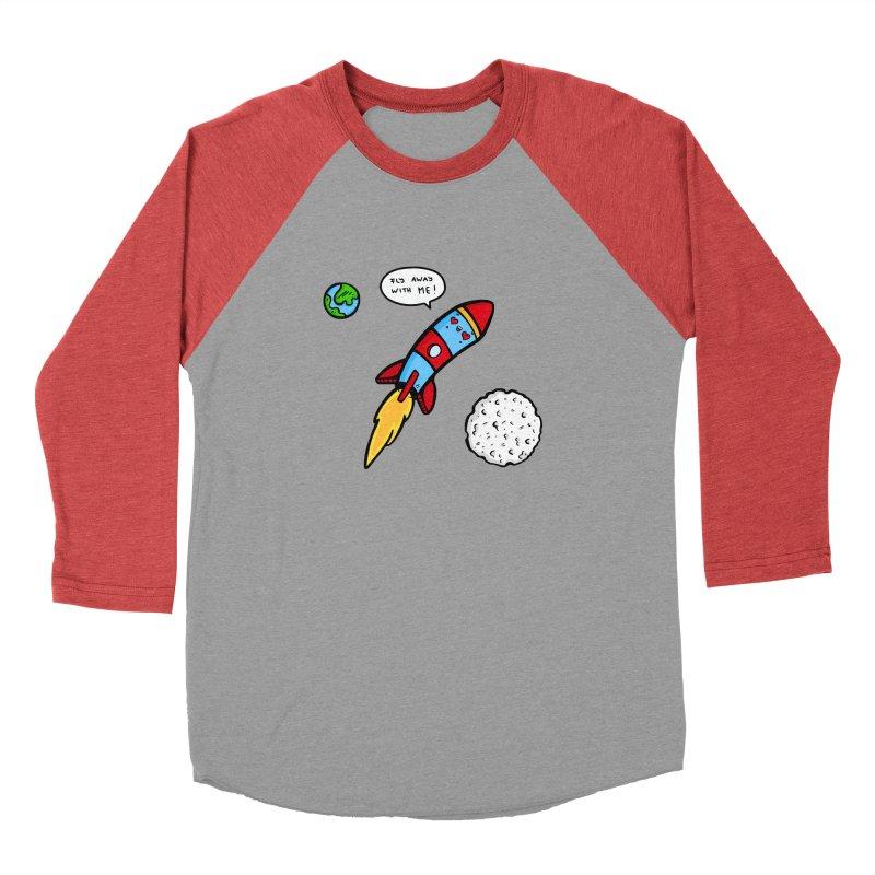 Fly Away Men's Longsleeve T-Shirt by Piratart Illustration