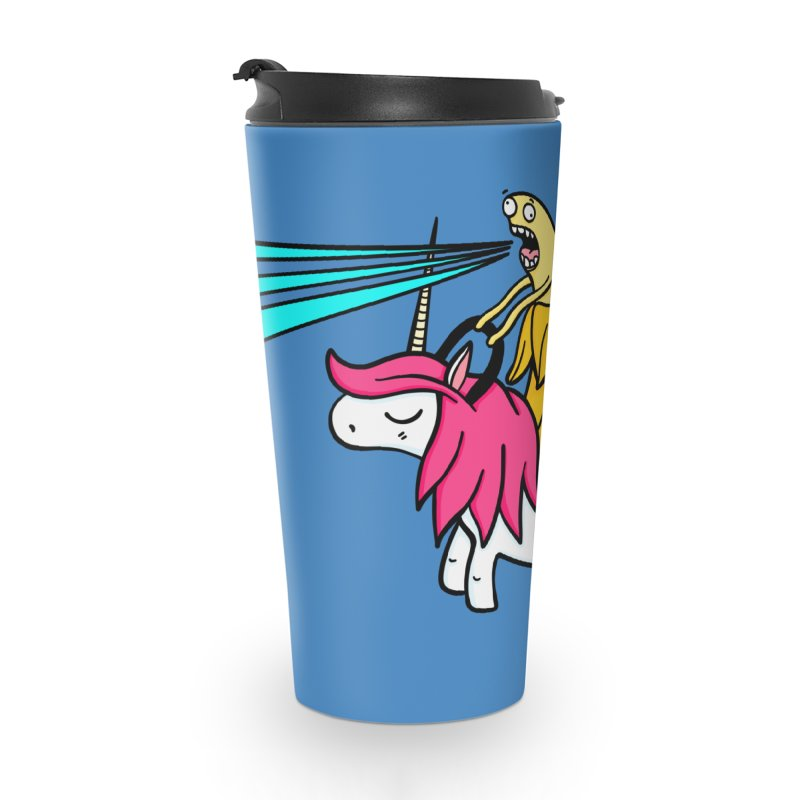 Banana rules the world Accessories Mug by Piratart Illustration