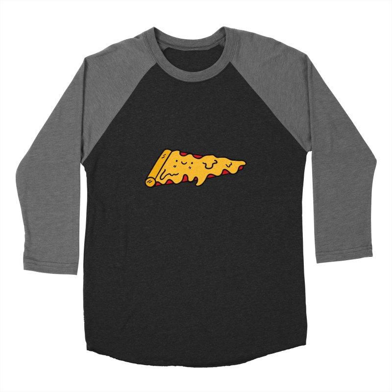 Pizza Men's Longsleeve T-Shirt by Piratart Illustration