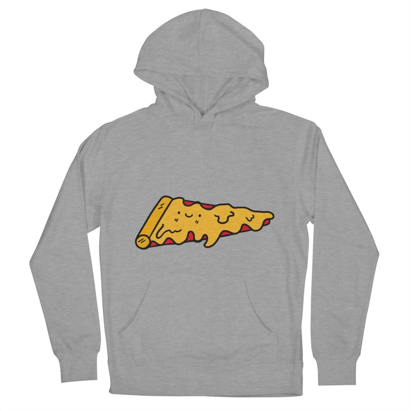 Pizza Women's French Terry Pullover Hoody by Piratart Illustration
