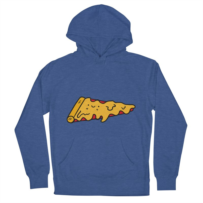 Pizza Men's Pullover Hoody by Piratart Illustration