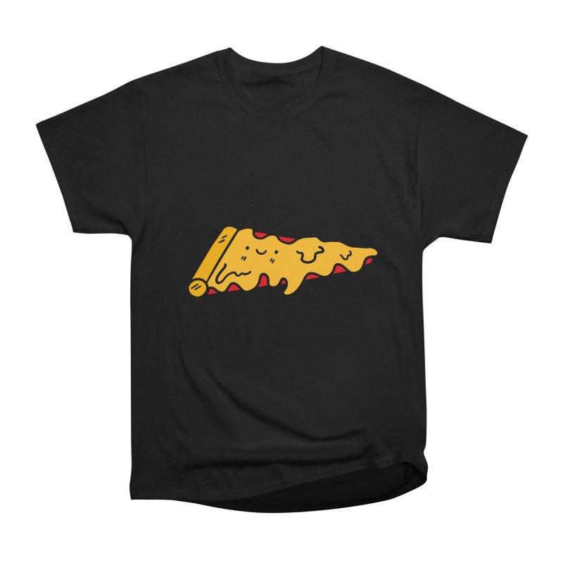Pizza Men's Classic T-Shirt by Piratart Illustration