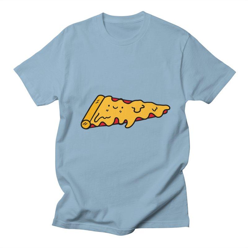 Pizza Women's Regular Unisex T-Shirt by Piratart Illustration