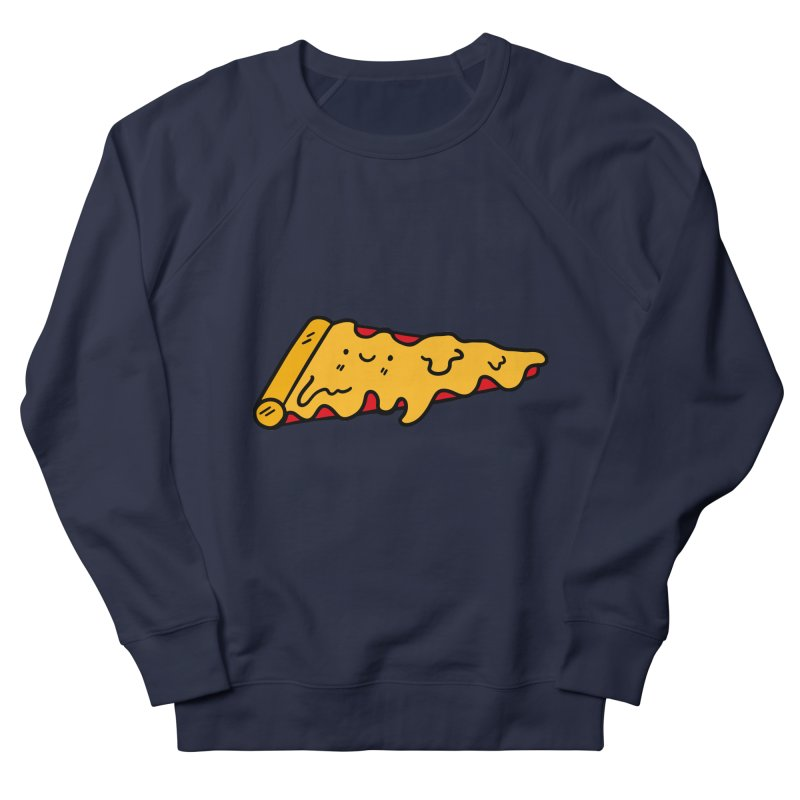 Pizza Women's Sweatshirt by Piratart Illustration