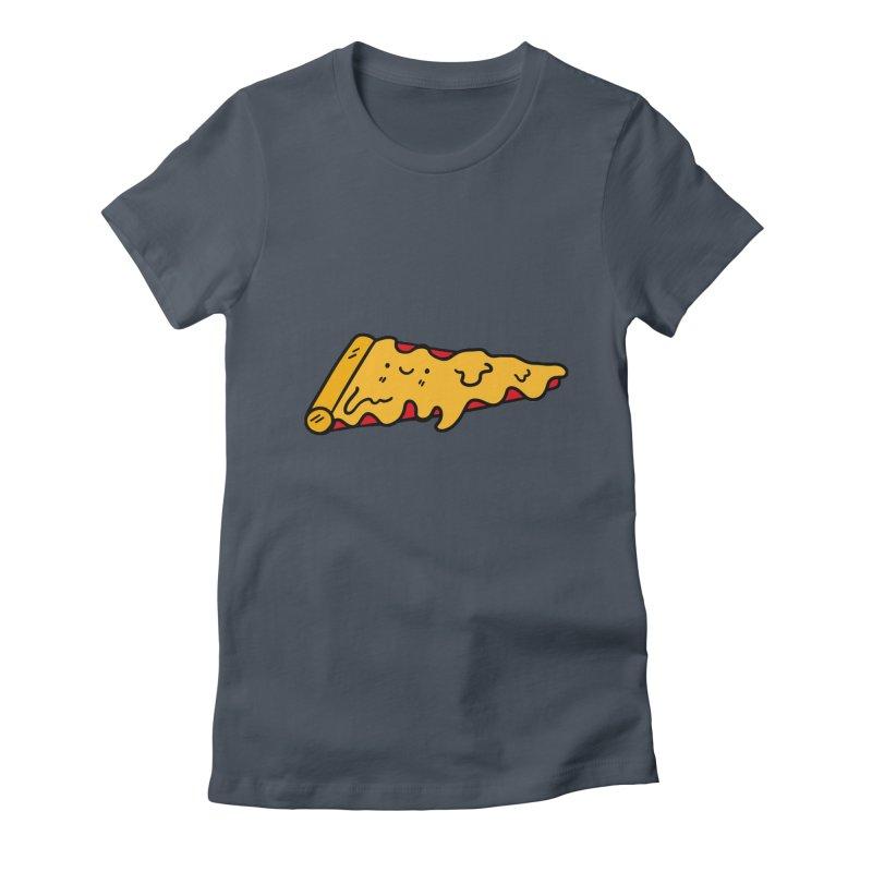Pizza Women's T-Shirt by Piratart Illustration