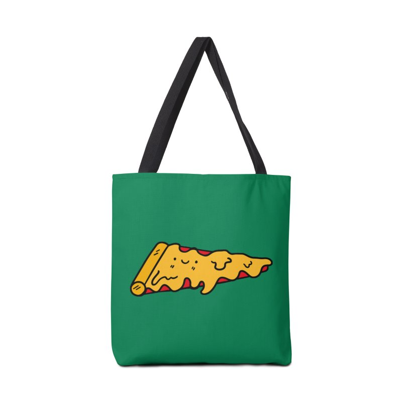 Pizza Accessories Bag by Piratart Illustration