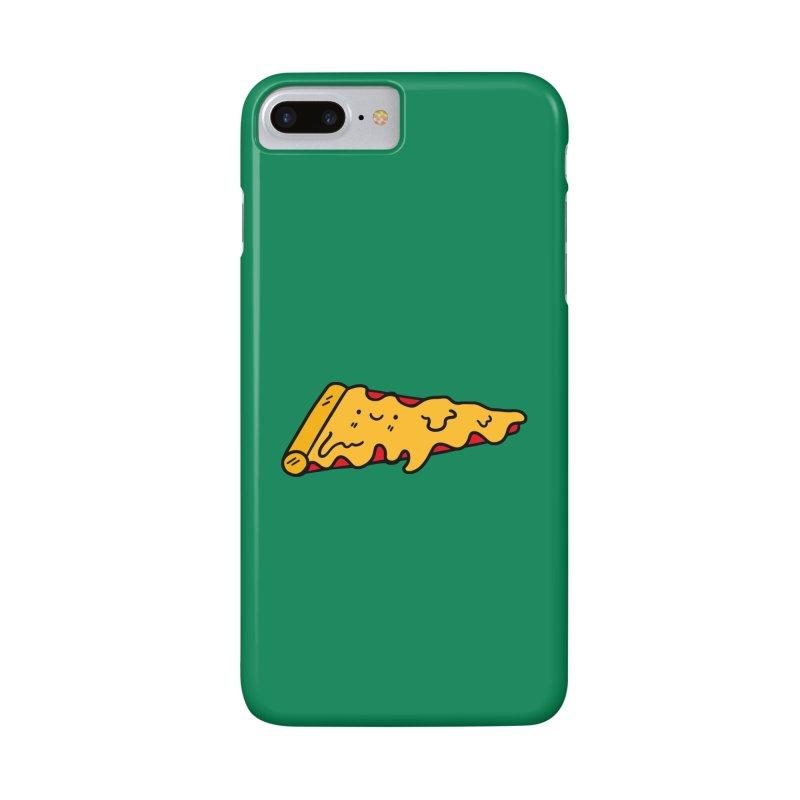 Pizza Accessories Phone Case by Piratart Illustration