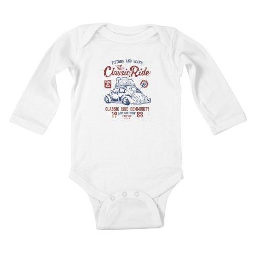 931d50c9 Shop pistonsandgears on Threadless kids baby-longsleeve-bodysuit