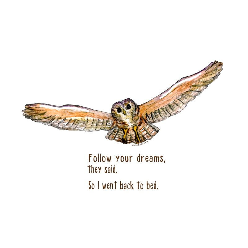Owl Dreams by Pithitude on Threadless