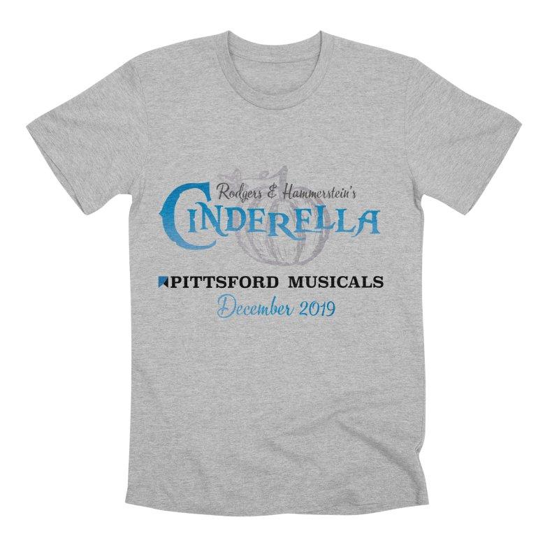 Cinderella 2019 - light colors Men's Premium T-Shirt by Pittsford Musicals