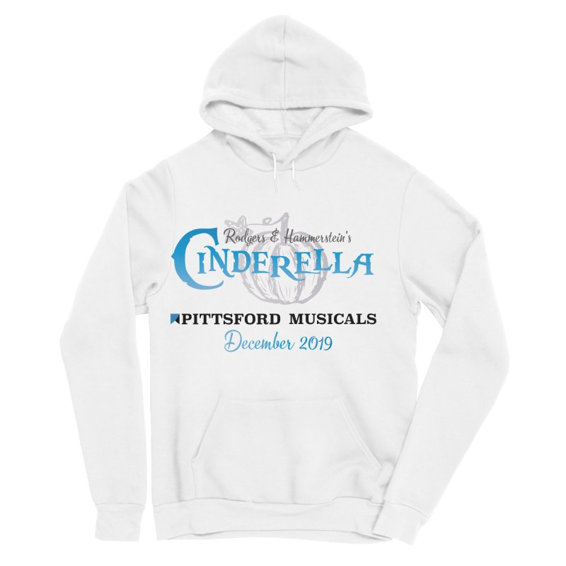 Cinderella 2019 - light colors Women's Sponge Fleece Pullover Hoody by Pittsford Musicals