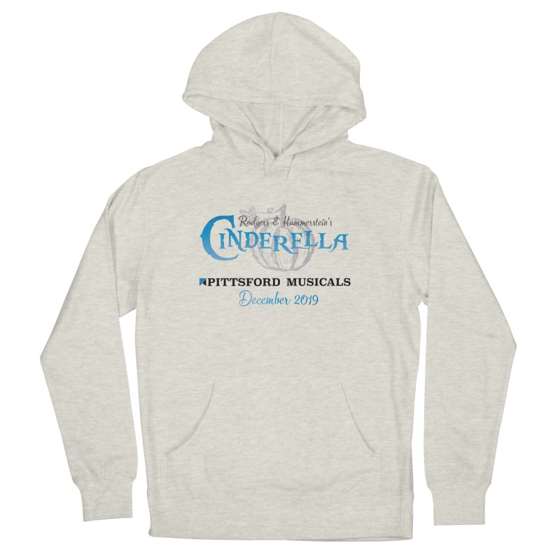 Cinderella 2019 - light colors Women's French Terry Pullover Hoody by Pittsford Musicals