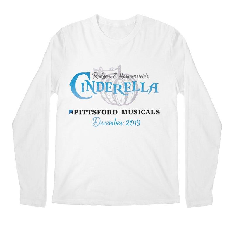 Cinderella 2019 - light colors Men's Regular Longsleeve T-Shirt by Pittsford Musicals