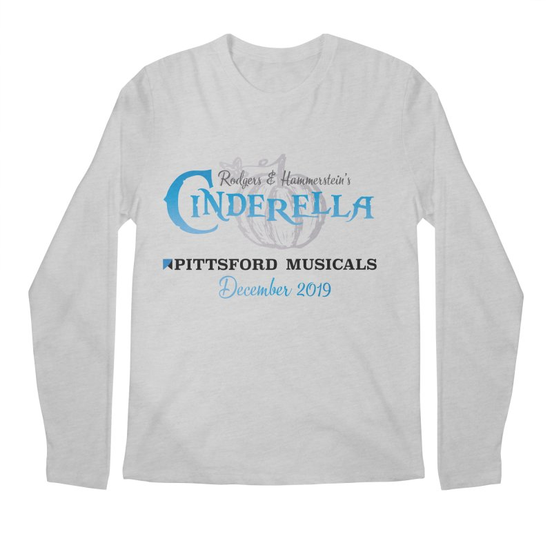 Cinderella 2019 - light colors Men's Regular Longsleeve T-Shirt by Pittsford Musicals