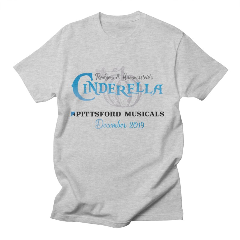 Cinderella 2019 - light colors Men's Regular T-Shirt by Pittsford Musicals