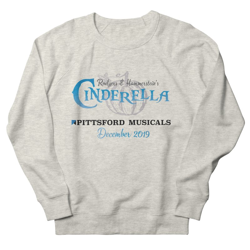 Cinderella 2019 - light colors Men's French Terry Sweatshirt by Pittsford Musicals