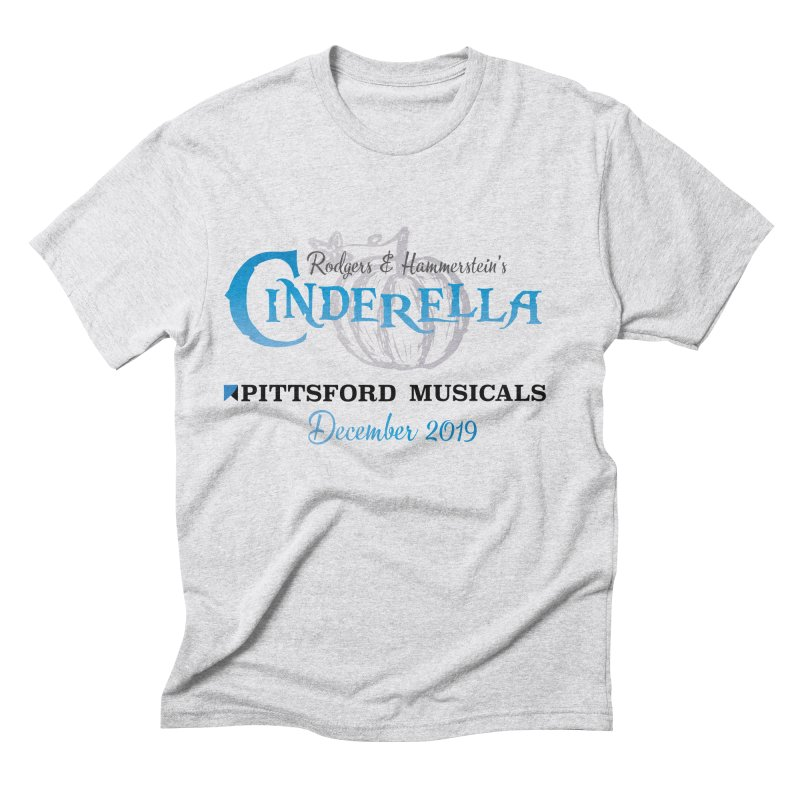 Cinderella 2019 - light colors Men's Triblend T-Shirt by Pittsford Musicals