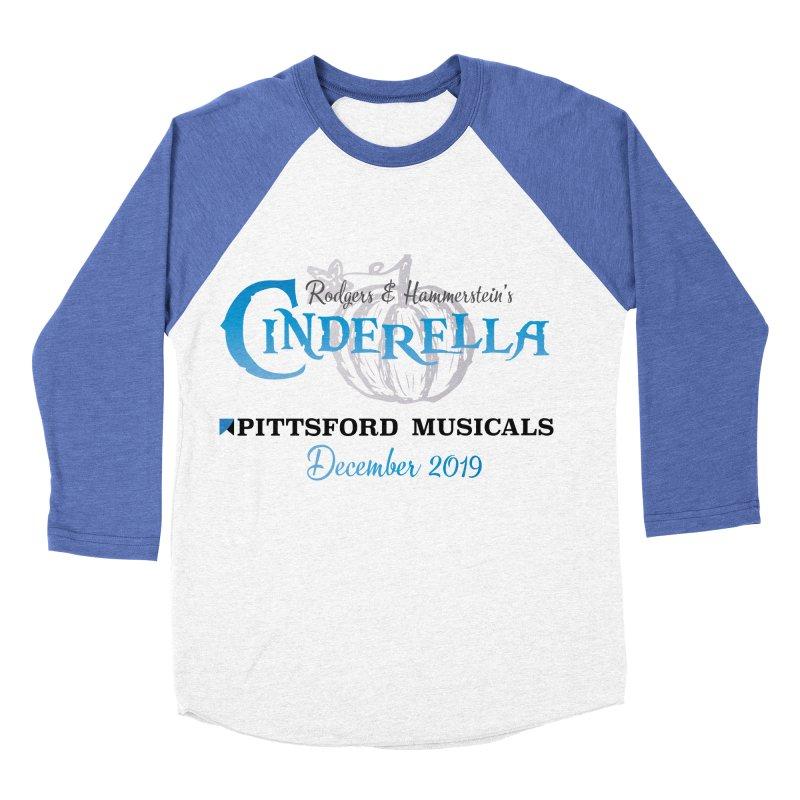 Cinderella 2019 - light colors Women's Baseball Triblend Longsleeve T-Shirt by Pittsford Musicals