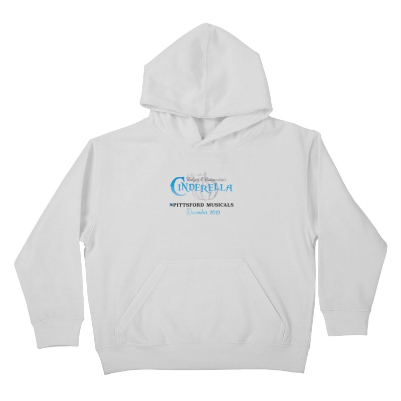 Cinderella 2019 - light colors Kids Pullover Hoody by Pittsford Musicals